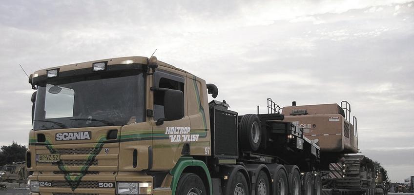 La  comisión europea también sanciona a Scania por participar en el cartel de camiones