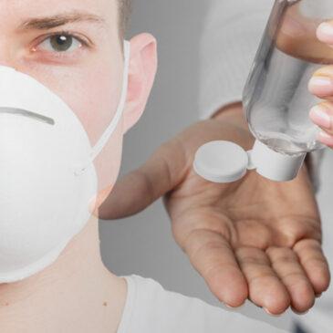 Guía rápida de Higiene básico para conductores y de desinfección de camiones ante el COVID-19
